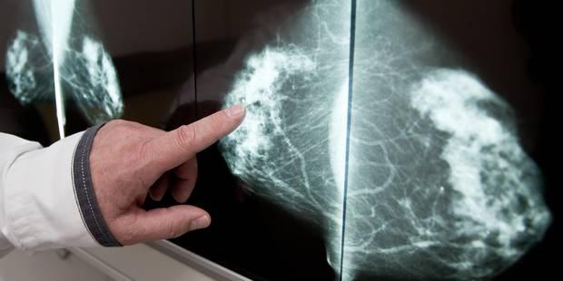 Près de 4% de la population belge diagnostiquée cancéreuse - La DH
