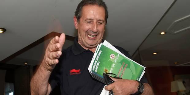 """Leekens: """"Marc Wilmots a fait quelque chose de spécial"""" - La DH"""