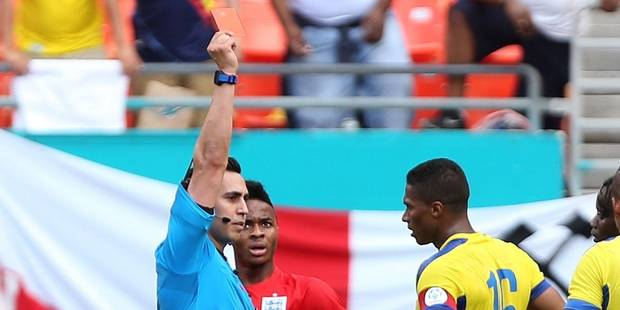 Sterling et Valencia se fritent - La DH