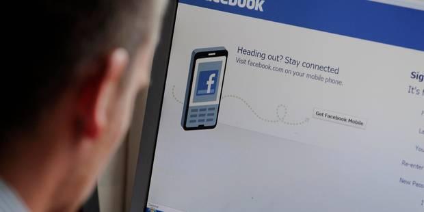 Les Belges et Facebook - La DH