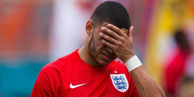 Angleterre: Hodgson veut attendre pour Oxlade-Chamberlain - La DH