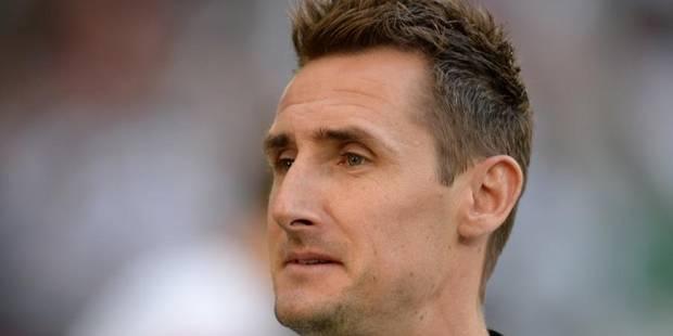 Allemagne: Klose dépasse Gerd Müller - La DH