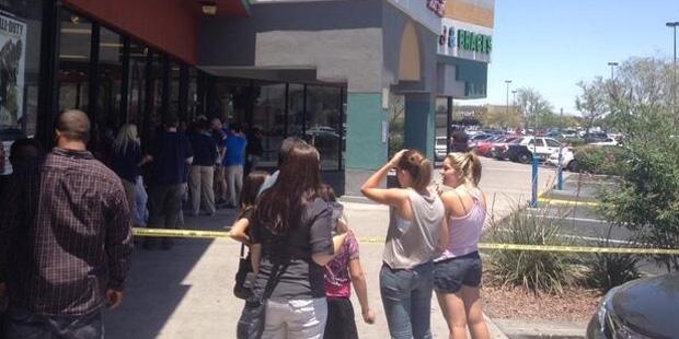 USA: cinq morts dans une fusillade � Las Vegas