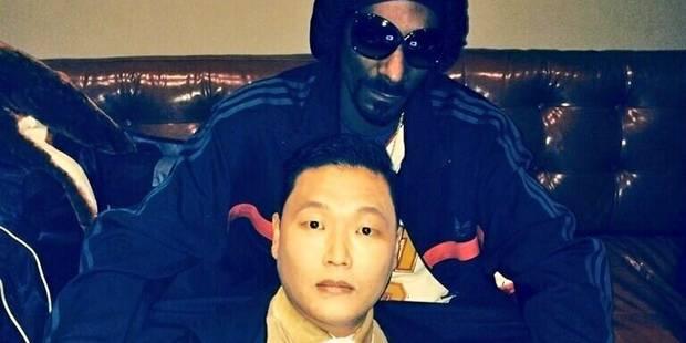 Après le Gangnam style, Psy passe au style hip-hop - La DH