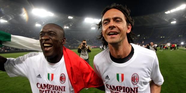 L'AC Milan officialise l'arrivée d'Inzaghi au poste d'entraîneur - La DH
