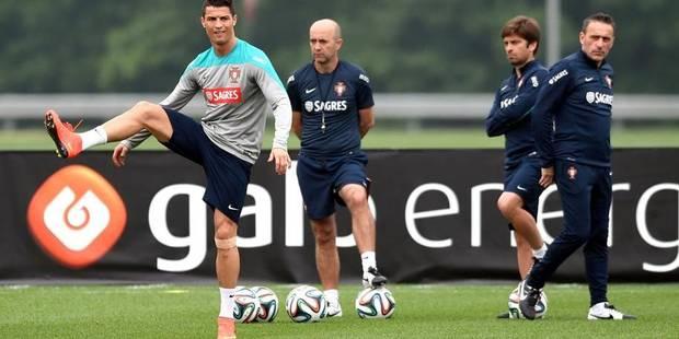 Ronaldo va enfin rejouer - La DH