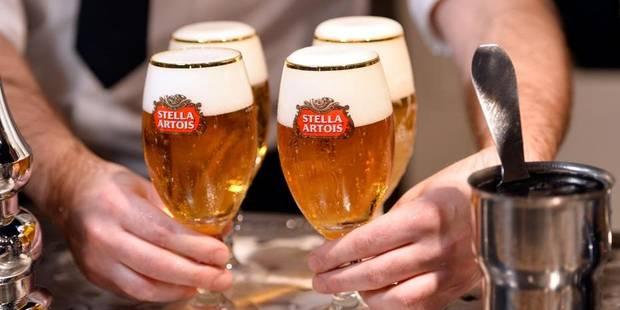Les taxes rognent l'exportation de bières belges - La DH