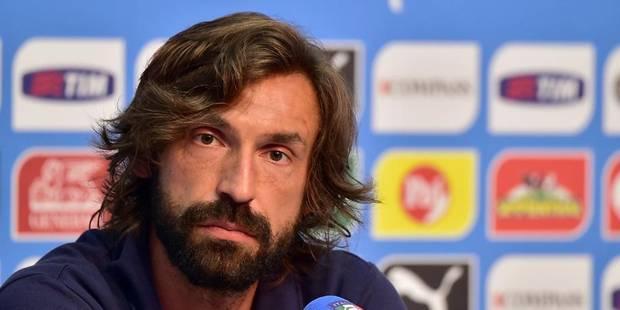 Pirlo arrête avec l'équipe d'Italie - La DH