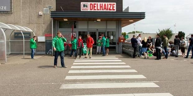 Delhaize: le gouvernement wallon a reçu les représentants - La DH