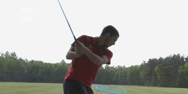"""Eden Hazard, """"un golfeur de classe mondiale"""" - La DH"""