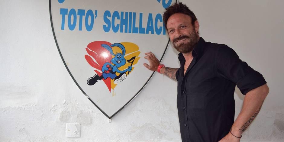 """En visite chez Toto Schillaci: """"Ma carrière a duré trois semaines"""" - La DH"""