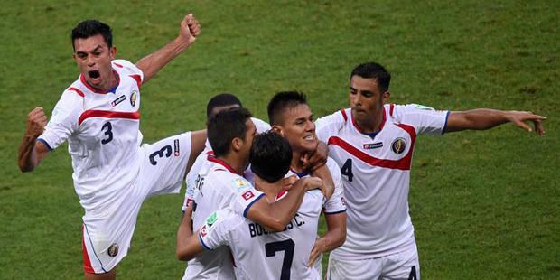 Le Costa Rica crée la sensation en battant l'Uruguay (1-3) - La DH