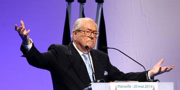 Les Français ont une mauvaise opinion de Jean-Marie Le Pen - La DH