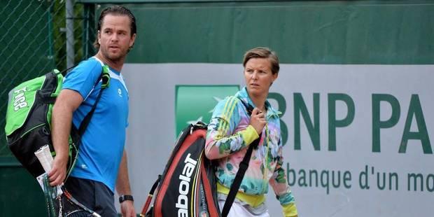 Flipkens à Wimbledon avec Michiel Antheunis ! - La DH