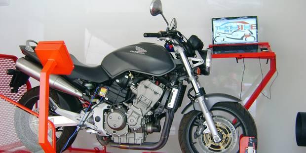 Un check-up pour les motos - La DH
