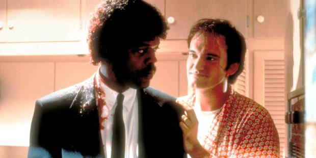 "Quand Samuel L. Jackson rejoue ""Pulp Fiction"" - DH.be"