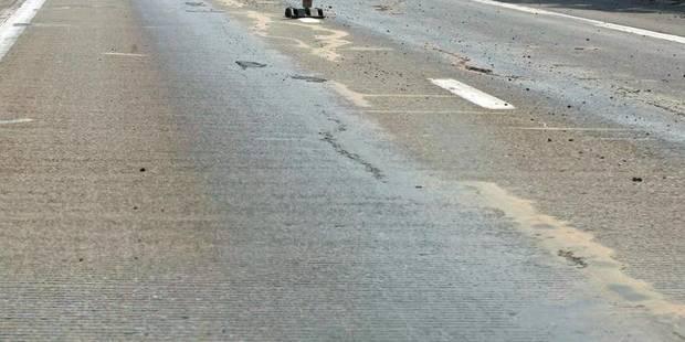 Deux ouvriers perdent la vie sur la E42 à Tournai - La DH
