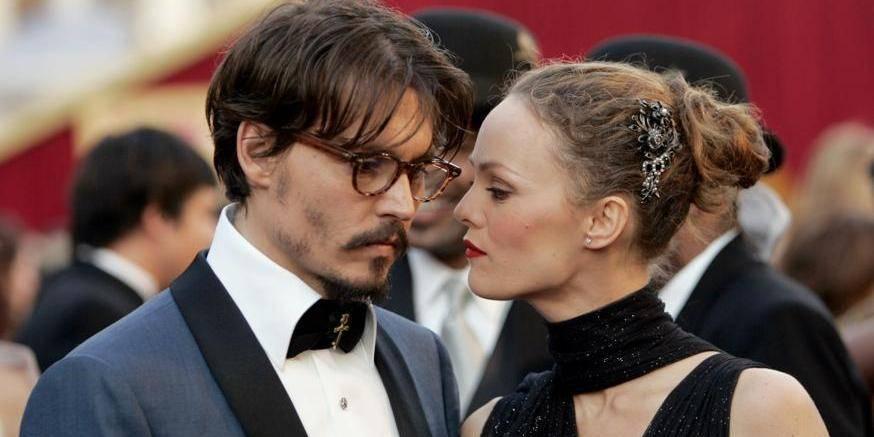 La déclaration d'amour de Johnny Depp à Vanessa Paradis !
