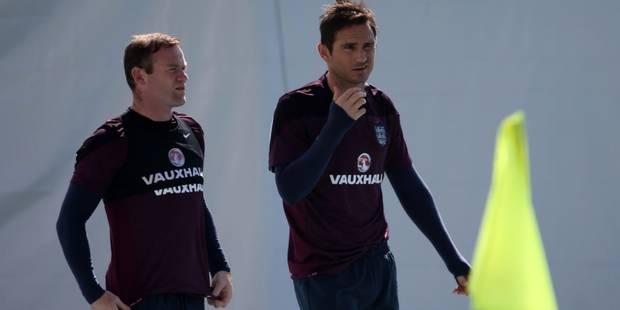 Rooney a demandé à s'entraîner... avec les remplaçants - La DH