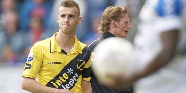 Danny Verbeek loué par le Standard au FC Utrecht - La DH