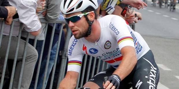 Tour de Suisse: victoire au sprint de Cavendish, abandon de Vanendert - La DH