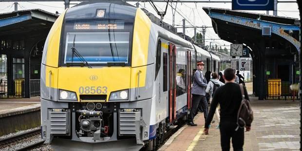 Première perte de voyageurs à la SNCB depuis 2005 - La DH