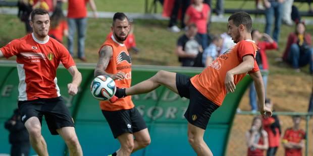 Eden Hazard touché à un orteil - La DH