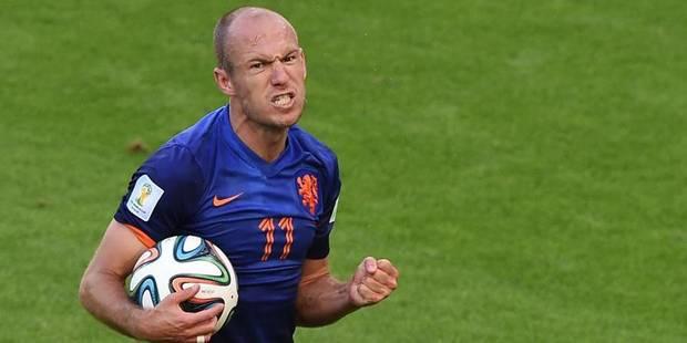 Les Pays-Bas font coup double et filent en 8e - La DH