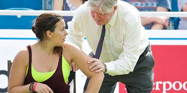 Marion Bartoli battue par une joueuse... de 15 ans - La DH