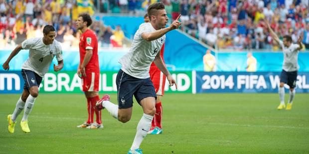 La France gifle la Suisse 5-2 et impressionne - La DH