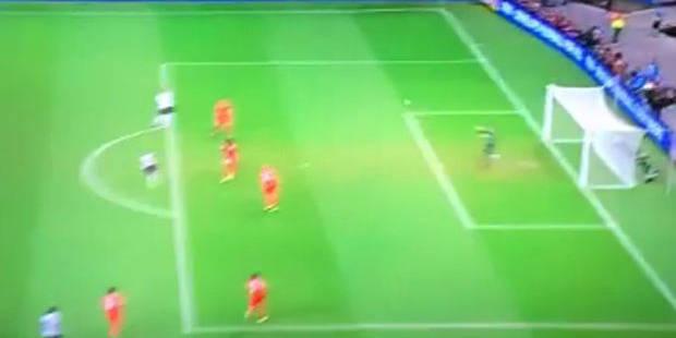 Benzema marque un superbe but... une seconde trop tard - La DH