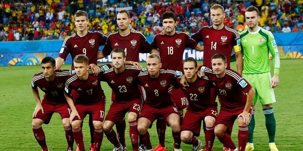À la découverte du onze russe - La DH