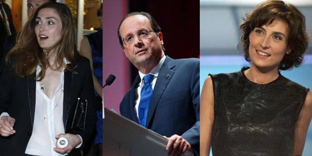 François Hollande aurait une relation avec sa conseillère sportive - La DH