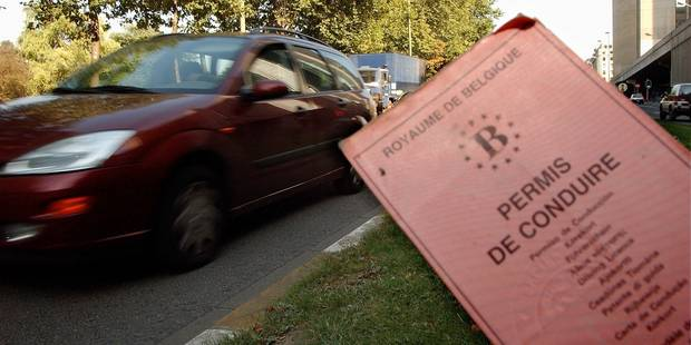 Nombre record d'automobilistes condamnés pour défaut de permis de conduire - La DH