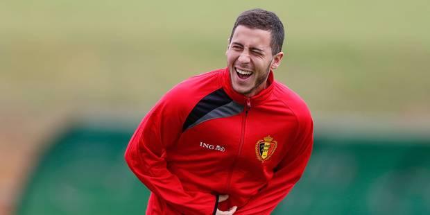 Eden Hazard, grand du football, très grand de la pub ? - La DH