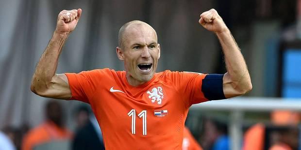 """Kuyt: """"Pour le moment, Robben est le meilleur"""" - La DH"""