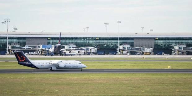 Belgocontrol - Les vols ont repris depuis Brussels Airport - La DH