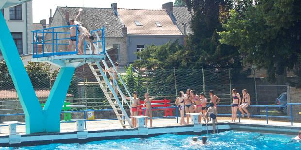 P ruwelz la piscine ferm e plusieurs jours for Piscine miroir belgique
