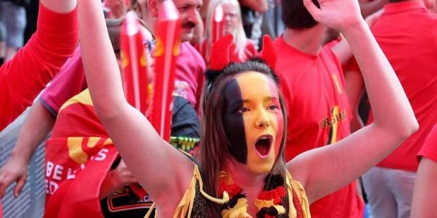 Le métro bruxellois roulera plus tard jeudi après le match des Diables Rouges - La DH