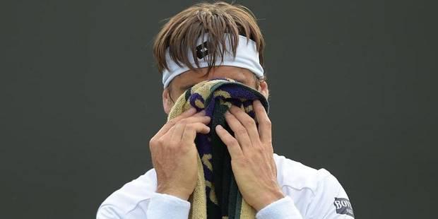 Wimbledon: après Gulbis, au tour de Ferrer et Azarenka de prendre déjà la porte - La DH