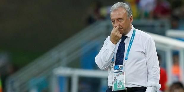 Zaccheroni démissionne de son poste d'entraîneur du Japon - La DH