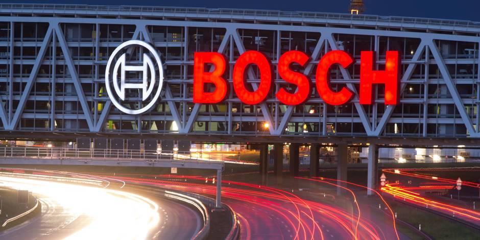 Bosch Tirlemont: la production à l'arrêt jusque lundi matin