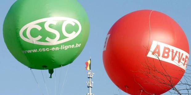 FGTB et CSC dénoncent le contenu de la note de De Wever - La DH