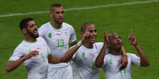 Algérie 1-1 Russie : L