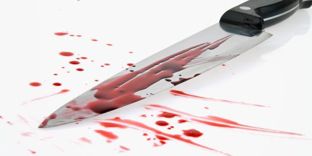 Charleroi: elle poignarde son compagnon avec un couteau et tente de se pendre en cellule - La DH