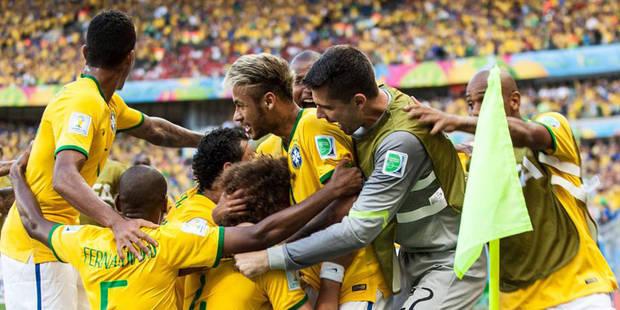Mondial: les dieux étaient avec le Brésil - La DH