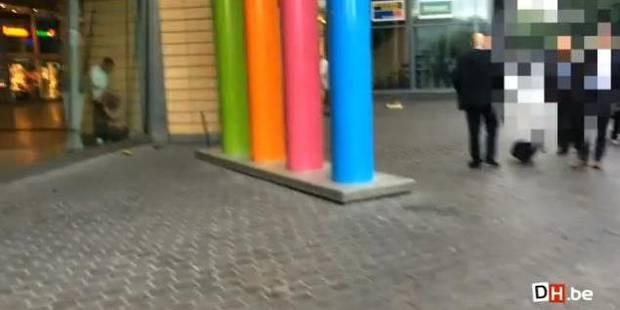 La sextape de? la gare du Midi ! (VIDEO) - La DH