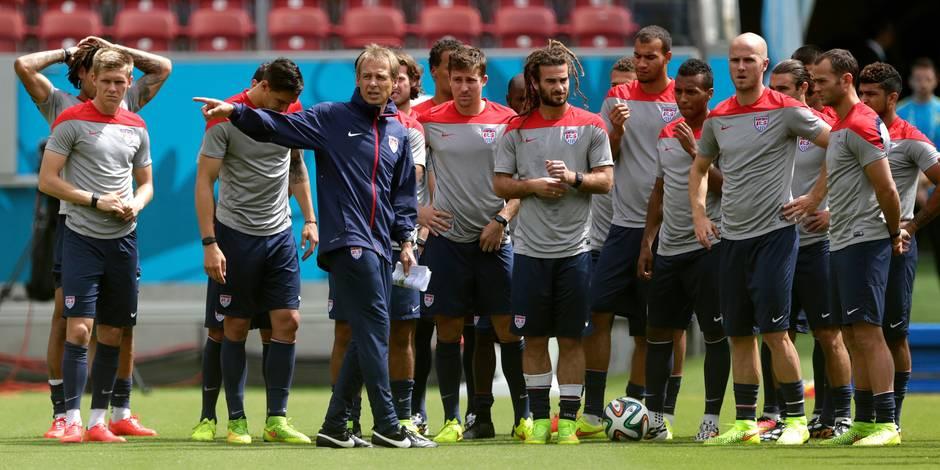 Comment Klinsmann a rendu les USA si forts - La DH