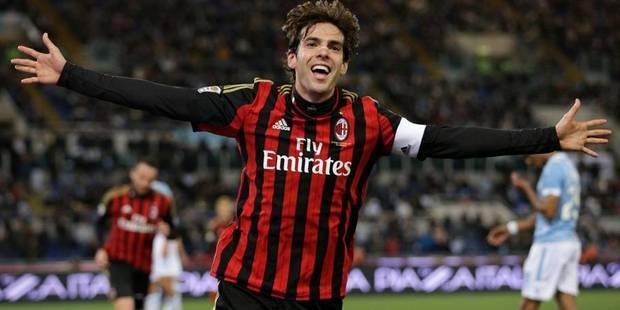 Kaka quitte l'AC Milan - La DH