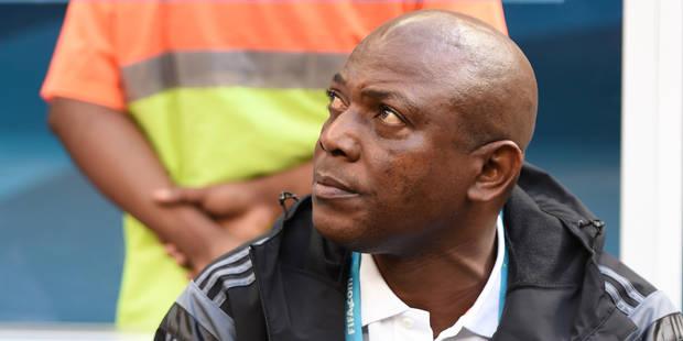 Keshi démissionne de son poste de sélectionneur du Nigeria - La DH